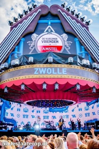 Vliegende Vrienden van Amstel Live 2018